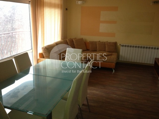 For year-round in Bulgaria - apartment with steam heating in Nessebar