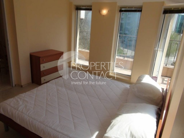 Property  in Bulgaria -  apartment overlooking the sea in the center of Nessebar