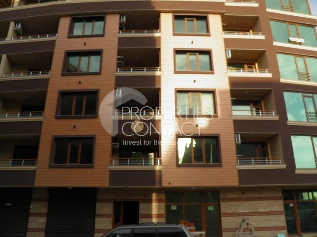 "New Saver - apartments in the building, ""Horizon"" in Pomorie, south coast"