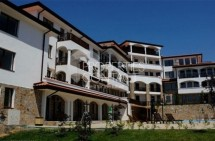 Two bedroom apartment with sea views in the town of Saint Vlas. Sale of secondary real estate in Bulgaria in the complex Kambani