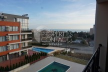 Resale property near the sea in Bulgaria– sale of a one-room apartment in the town of Sveti Vlas
