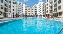 We offer for sale a furnished one-bedroom apartment in Bulgaria in Sunny Beach in the Avalon complex