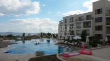 For sale - furnished one-bedroom apartment with sea view I Diamond Beach complex in Sarafovo, Burgas,Bulgaria