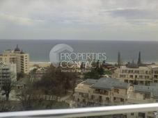 Complex apartments near the beach in Golden Sands