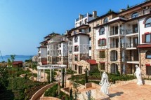 Two-bedroom apartment for sale in Bulgaria in the luxury complex Arthur, city of St. Vlas