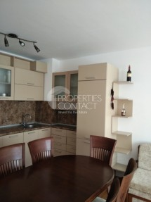 We offer for sale one-bedroom furnished apartment in a residential building in Primorsko, Bulgaria