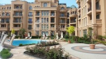 We offer for sale a one-bedroom apartment in Bulgaria in the complex Aphrodite Gardens, Sunny Beach