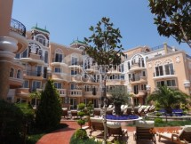 We offer for sale a furnished one-bedroom apartment in Bulgaria in the complex Melia 8 in Ravda