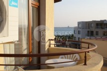 For sale one-bedroom apartment with sea views in the town of Sveti Vlas, Bulgaria