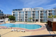 One-bedroom apartment for sale in Atlantis complex near Burgas, in Bulgaria
