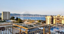 Sale of a large two-bedroom apartment in Bulgaria in Sunny Beach in the Dune Residence complex on the sea front