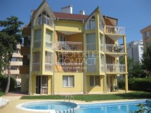 Sale one-bedroom apartment in Bulgaria in Sunny Beach at a bargain price