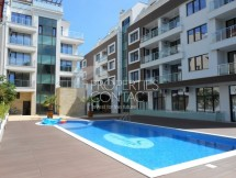 """STAMOPOLU LUX"" - apartments on the beach in Bulgaria, the south coast, the town of Primorsko"