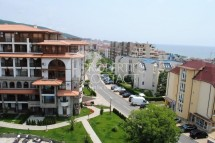 We offer for sale a new studio in the complex Olymp Sveti Vlas, Bulgaria
