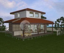 Investment projects on the North Sea coast of Bulgaria - houses in Balchik