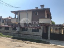 Furnished two-storey detached house for sale in the center of the village of Marinka,7 kms from Burgas,Bulgaria