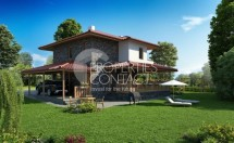 Newly built houses with plot of land for sale in Banevo district,Bulrags,Bulgaria
