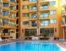 Furnished studio for sale in Amadeus 15 complex, Sunny Beach, Bulgaria