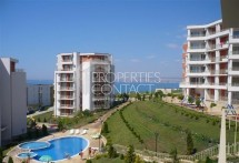 One-bedroom apartment for sale in Bulgaria in the city of Saint Vlas in the complex Imperial Fort Club