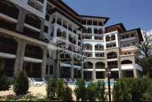 Studio for sale on the first line of the sea in the complex Etera 3, Sveti Vlas, Bulgaria