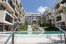 For sale one-bedroom apartment with sea view  in the premium complex Dolce Vita 2, Saint Vlas, Bulgaria