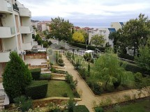 For sale two-bedroom apartment in Bulgaria in the city of St. Vlas, complex Sea Gate