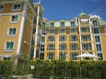 We offer for sale a two-bedroom apartment in a residential complex in Sunny Beach, Bulgaria