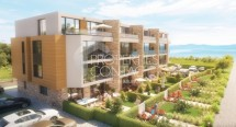 Sale two-bedroom apartment on the first line of the sea in Bulgaria in the city of Burgas