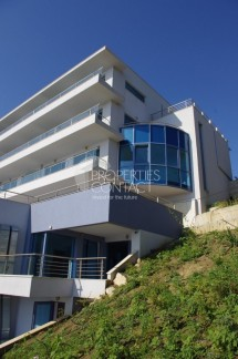 Apartments on the beach in Obzor, Bulgaria northern coast