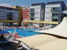 "Furnished one bedroom apartment for sale in the complex"" Elit 3"" in Sunny Beach, Bulgaria"