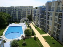 Sale of an inexpensive studio near the beach in Ravda in the Oasis complex, Bulgaria