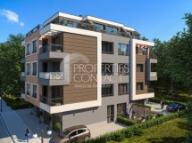 We offer for sale apartments from the developer near the sea in the city of Burgas, Bulgaria