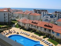 Furnished two-bedroom apartment for sale in Triumph complex,close to the beach in Saint Vlas,Bulgaria
