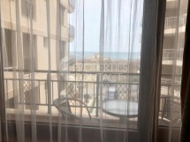We offer for sale one-bedroom furnished apartment with sea view, near the beach in Pomorie,Bulgaria