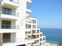 """Byala Beach Residence"" - apartments on the first line of the sea in Bulgaria"