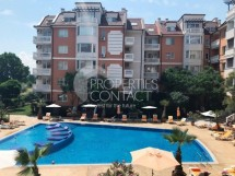 We offer for sale an excellent one-bedroom apartment in Sunny Beach in Bulgaria