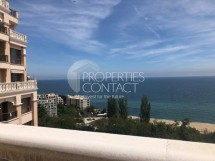 Excellent two bedroom penthouse with panoramic sea view and jacuzzi  in Kabakum Beach Residence complex, Varna,Bulgaria