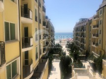 We offer for sale one bedroom furnished apartment with front sea view in Talyana Beach Complex, Elenite, Bulgaria
