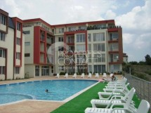 For sale two-bedroom apartment in Bulgaria in the city of Saint Vlas, Solo complex