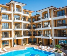 New apartments for sale in a beautiful complex Boulevard Sea Residence, Saint Vlas, Bulgaria