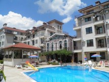 Studio  for sale 1.5 km from the sea and Sunny Beach, Bulgaria