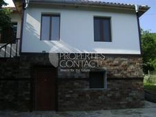 Bulgarian Houses and Villas in the village of Mladezhko, 50 km away from Burgas  - facade