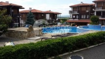 Profitably offer - sale of a two-level apartment in Sun House complex in Кosharitsa, Bulgaria