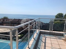 Sale two-bedroom two-level apartment on the beach in Ravda, Bulgaria