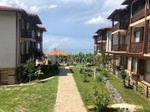 Sozopol bay View.  Apartments overlooking the sea from the builder