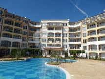 Apartments for sale in Bulgaria near the sea in Ravda, Elitonia Gardens complex