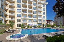 For sale a new studio in a beautiful SPA complex, Saint Vlas, Bulgaria