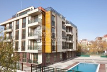 Apartments for sale in a new residential building in Sarafovo,Burgas,Bulgaria