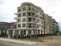 For sale a luxury one-bedroom apartment in Bulgaria on the front beach line in Primorsko