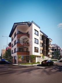 Apartments for sale in Bulgaria from the developer in the town of Nessebar